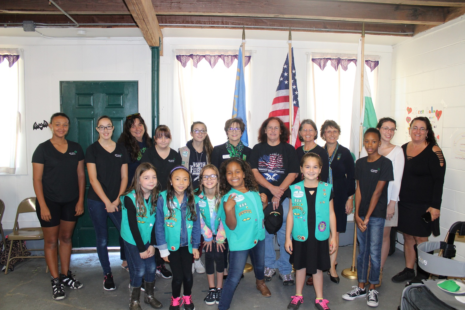 Girl scouts of gateway council turns over beaches little house to city of neptune beach - The scouts tiny house ...