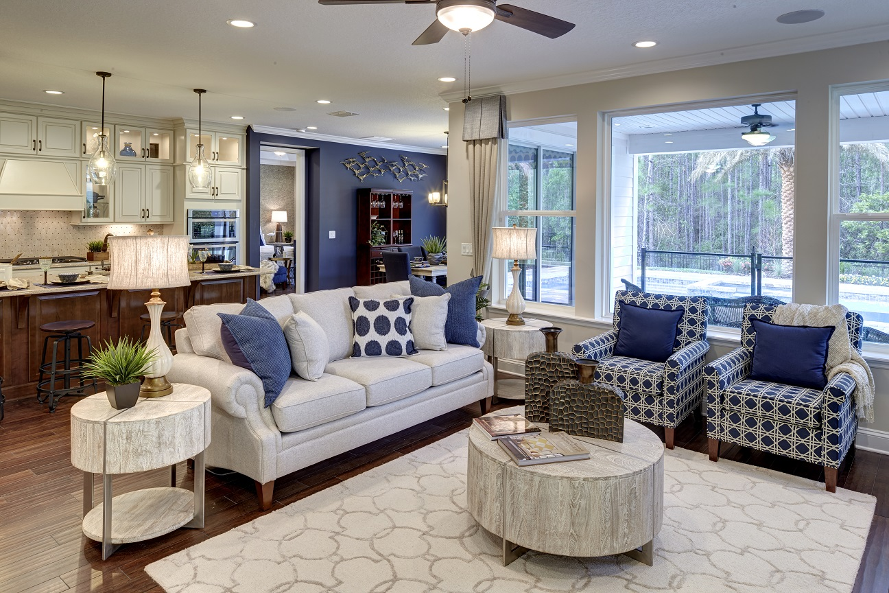 Mattamy homes rivertown model homes featured in the 2017 for Photos of model homes