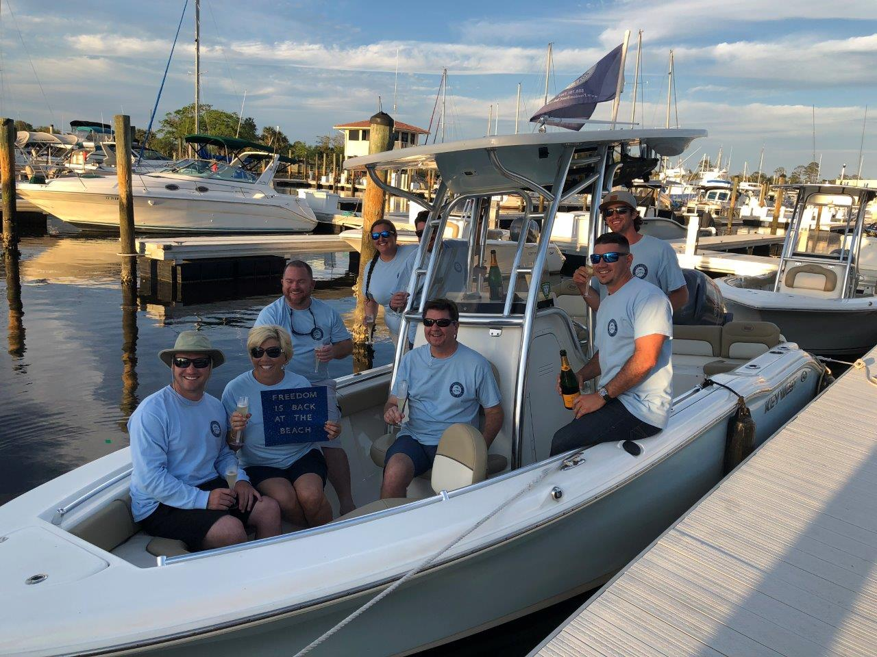 Freedom Boat Club is coming to Jacksonville Beach