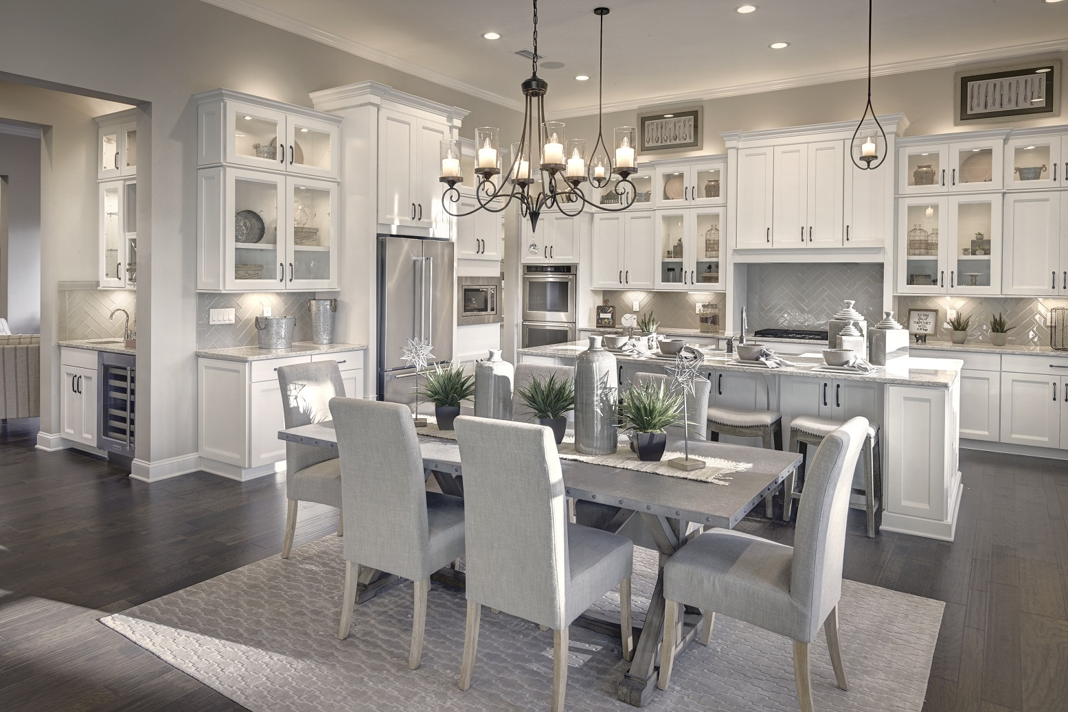 Mattamy homes rivertown opens six new decorated model homes for Photos of model homes