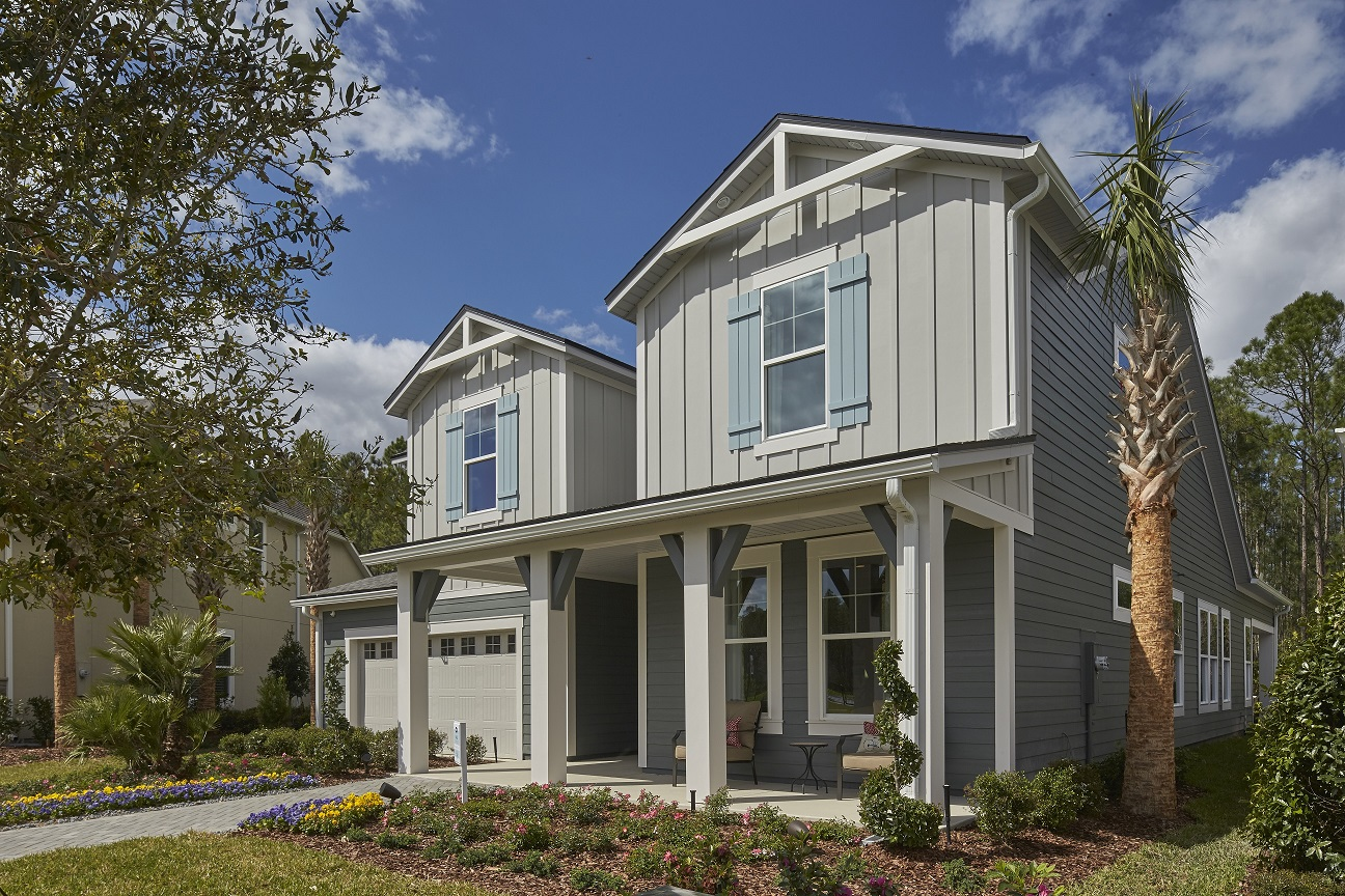 Decorated Model Homes: Mattamy Homes RiverTown Opens Six New Decorated Model Homes