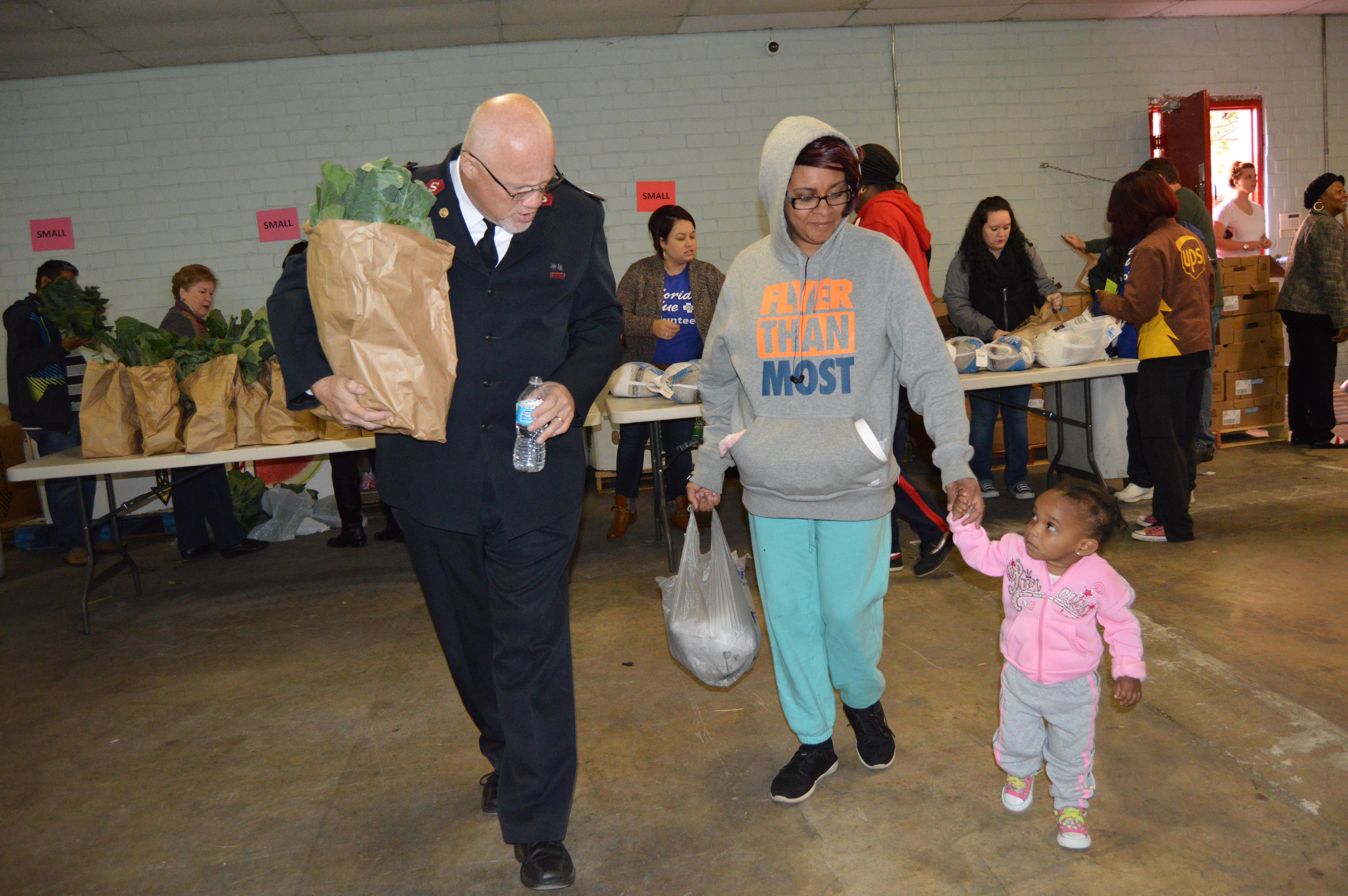 The Salvation Army to Begin Taking Holiday Assistance applications ...